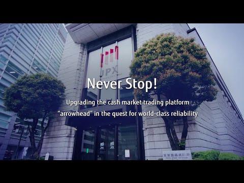 Case Study: Tokyo Stock Exchange