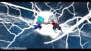 Super Dragon Ball Heroes: Kanba [Sprite Animation] [FR]