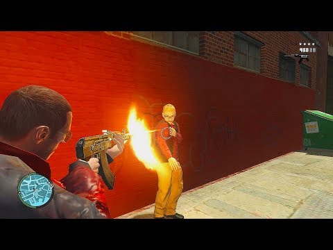 | GTA 4 PC : BRUTAL RAGDOLL DEATHS - COMPILATION |