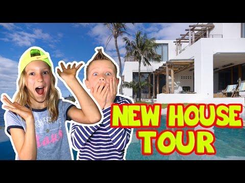 NEW HOUSE TOUR!!!