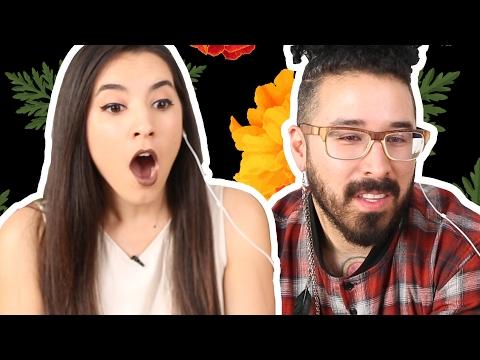 """Latinos React To Disney Pixar's """"Coco"""""""