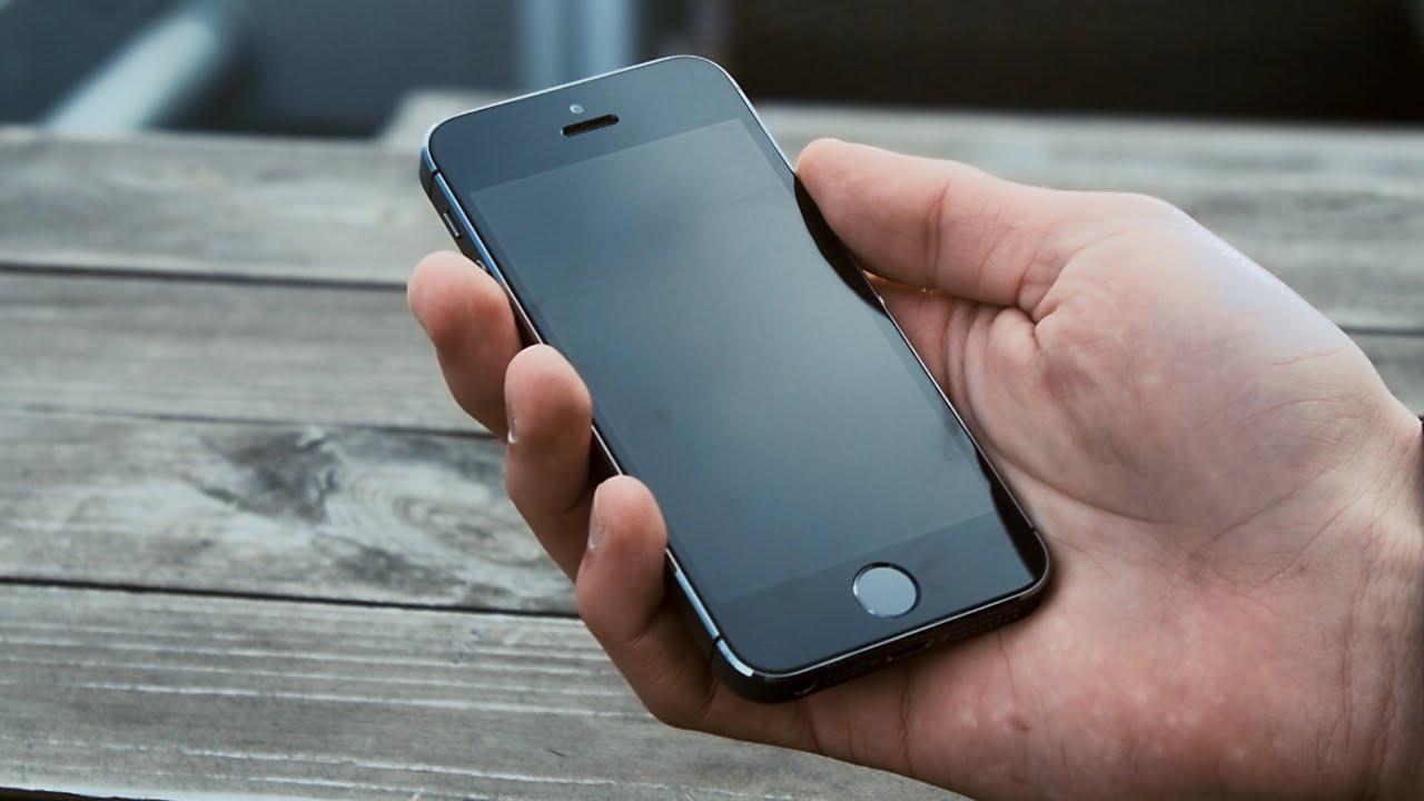 Полный обзор iPhone 5s - YouTube