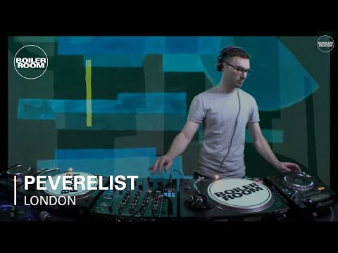 Peverelist Boiler Room London DJ Set