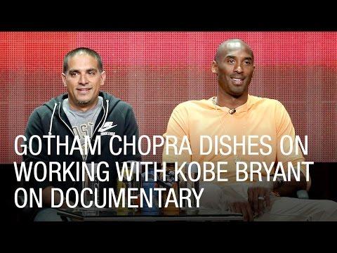 Gotham Chopra Dishes on Working with Kobe Bryant on Documentary
