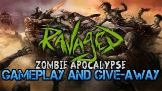 Ravaged: Zombie Apocalypse Gameplay And Giveaway