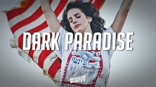 Lana Del Rey - Dark Paradise (KAIVON REMIX)