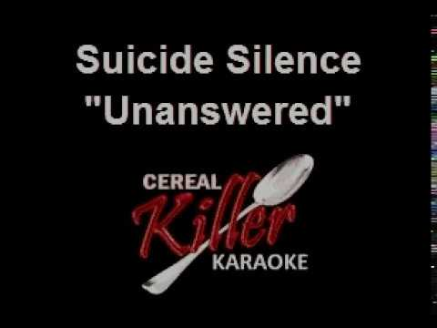 CKK - Suicide Silence - Unanswered (Karaoke)