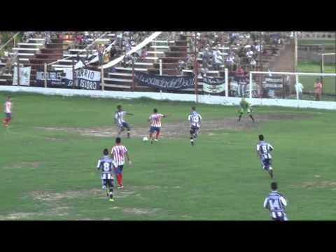 DEPORTE LOCAL Y DEPARTAMENTAL Libertad (Cdia) vs Atlético Uruguay  21-02-16