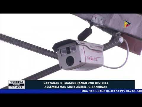 NEWS BREAK: Sakyanan ni Maguindanao 2nd district Assemblyman Sidik Amiril, gibanhigan