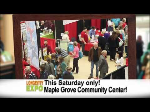 Maple Grove Longevity Expo