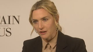 Exclusive: kate winslet looks back on the lessons she learned from 'titanic'