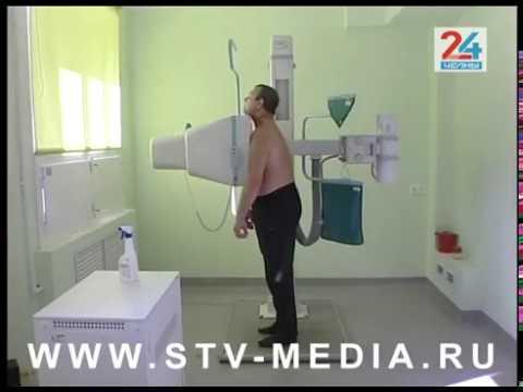 Пациенты поликлиники №6 остались без флюорографии