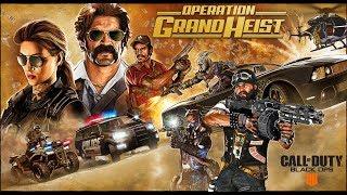 NUEVA ACTUALIZACIÓN | *GRATIS* Operación Gran Golpe - Black Ops 4