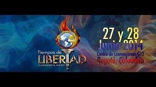 Anuncio Proxima Convencion INT Bogota Colombia Tiempo de Libertad