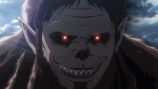 Beast Titan And Armored Titan Begins To Destroy The Gate!! Shingeki no Kyojin 3 Part 2