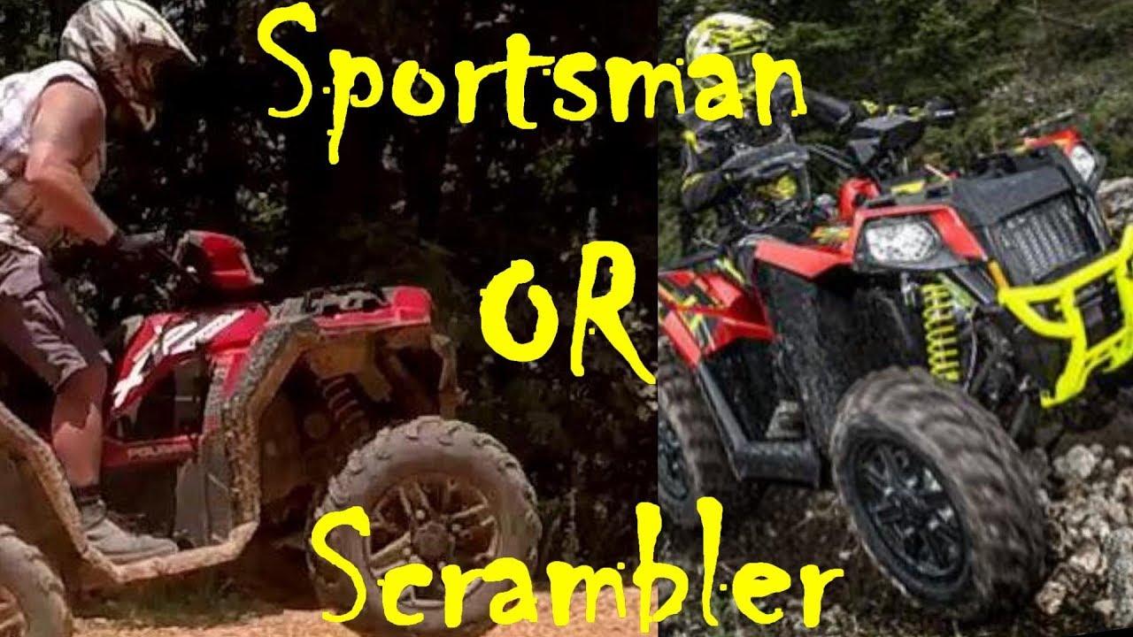 Polaris Scrambler XP1000 or Sportsman XP1000