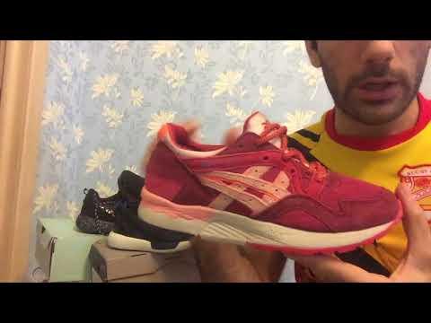 Мужские кроссовки из Китая - обзор посылок с taobao - реплика на .
