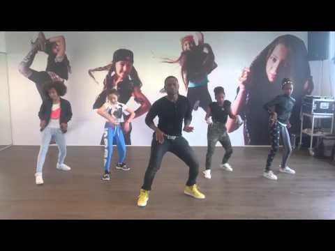 Patoranking - My Woman ft. Wande Coal || AfroVibes || Petit Afro Choreo