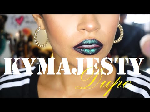 DIY Metallic Lipstick| Kylie Jenner Metals DUPE