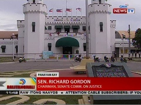 BT: Panayam kay Sen. Richard Gordon
