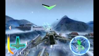 Star Wars the Clone Wars: (Original Xbox) Mission 4 - The Evacuation of Rhen Var