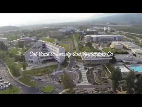 Kull Tech Films - DJI Phantom - Cal State San Bernardino University