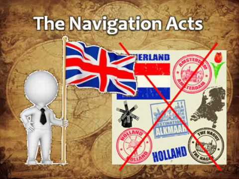 The Navigation Acts - YouTube