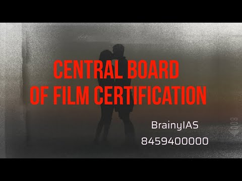 Central board of Film Certification | Polity