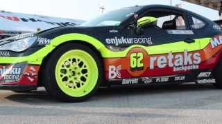 2013 Formula Drift Texas Feat. Vaughn Gittin Jr and Ryan Tuerck