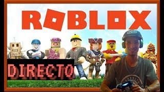 ROBLOX LIVE!! ** 6/11 ROBUX SWEEPSTAKES*** WE PLAY WITH SUBSCRIBERS ***