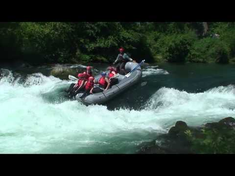 Rafting The Wenatchee And White Salmon Rivers In Washington State