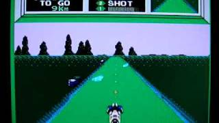 """""""Mach Rider"""" NES"""