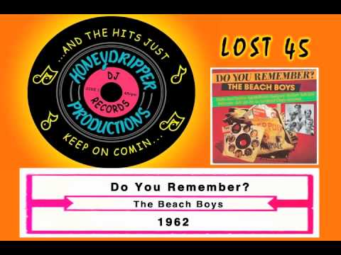 Beach Boys - Do You Remember - 1962 mp3