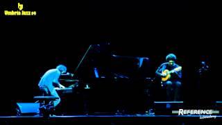 Umbria Jazz 2014 - STEFANO BOLLANI-HAMILTON DE HOLANDA DUO liv…
