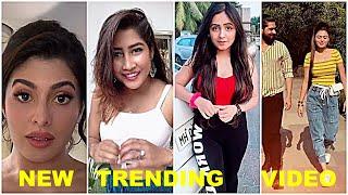 New Trending Tiktok Videos|tiktok star|Jannat Zubair| Mr. Faisu| Avneet Kaur| Riyaz Aly|Arishfa Khan