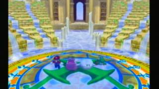 Mario Party 7 - 2005 - Mini-Game Cruise: King of the River - Hard, Souvenirs, and Final Credits