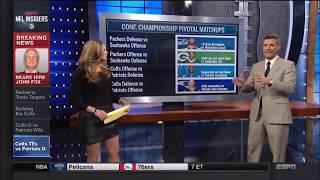 ESPN Leftovers: Wendi Nix, Jaymee Sire, Sara Walsh