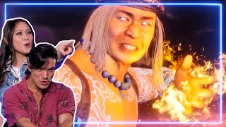 Martial Artists REACT to Fighting Scenes in Mortal Kombat 11 | Experts React