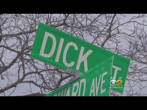 NJ Residents Object To Street Name Change