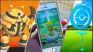 GERAÇÃO 4,PVP, CRIAÇÃO DE POKESTOP E MAIS! - Pokémon Go
