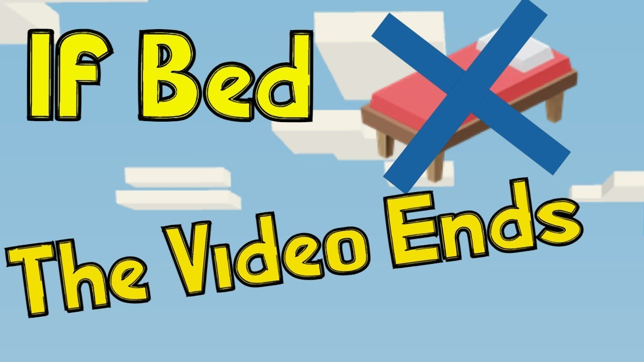 If My Bed Breaks The Video Ends...                 (Roblox Bedwars)