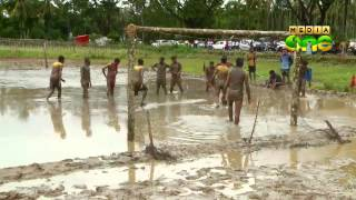 mud football thrilled Wayanad