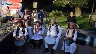بالفيديو : عروض شعبية احتفالاً بمرور 60 عام علي إنشاء وزارة الثقافة