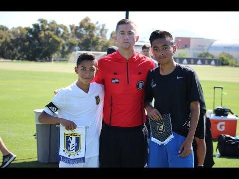 '04W: Pateadores Academy vs Los Angeles Football Club