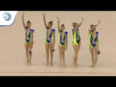 ISRAEL – 2017 Junior European Bronze Medalist Group