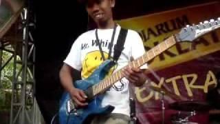 steven coconut treez lagu santai (cover by AMS band feat Nash psycho thrash)