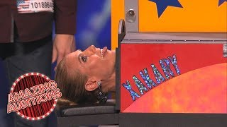 America's Got Talent 2015 - Funniest / Weirdest / Worst Auditions - Part 2