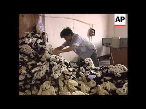 China - Toy production base