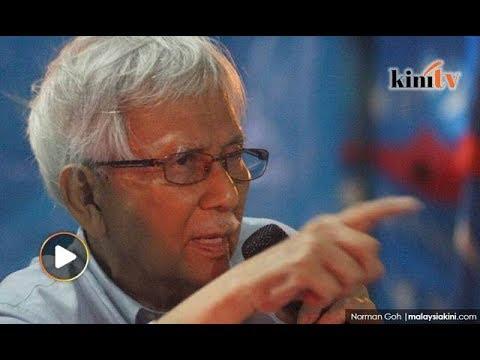 RABU-Rakyat akan buang Umno, kata Daim