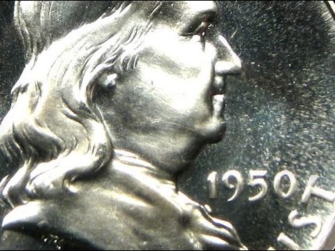 STUNNING Franklin Half Dollar Auctions For Over $20k - Hidden Gems In An Affordable Series